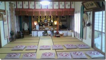 西奈彌 羽黒神社